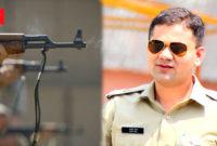 Dr. Ajay Pal Sharma Takes Charge as SSP Gautam Buddh Nagar