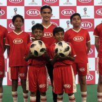 Two Noida Boys Among Six Indian Kids on FIFA World Cup Tour