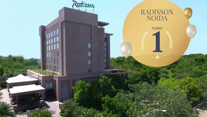 Radisson Noida Turns One