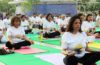 Noida Zen Out on Fourth International Yoga Day
