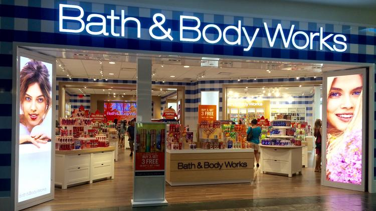 International Brand Bath & Body Works opening soon at DLF Mall of India