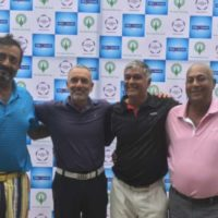 48th Annual All India Seniors Golf Championship Winners