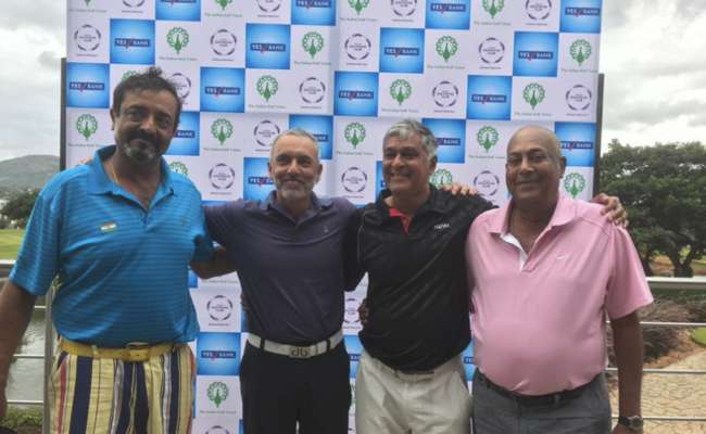 48th Annual All India Seniors Golf Championship 2018