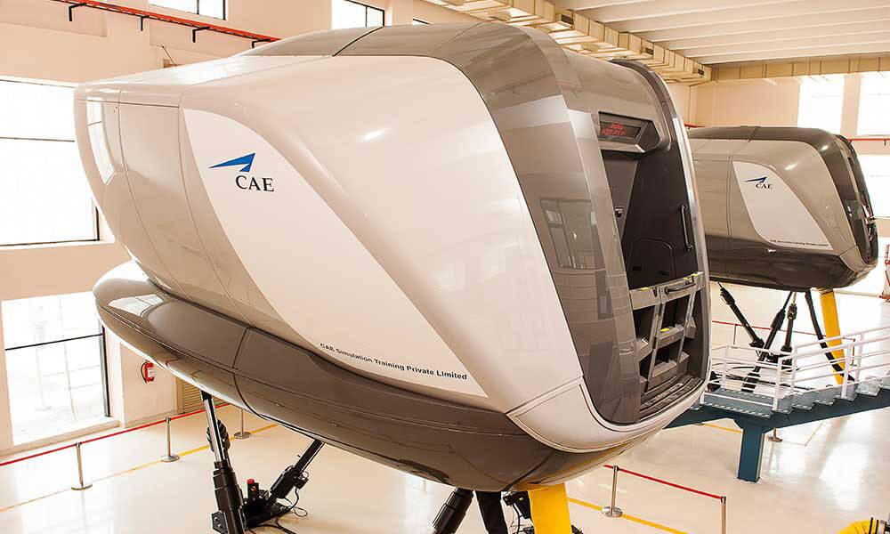 InterGlobe and CAE inaugurate India's largest pilot training facility