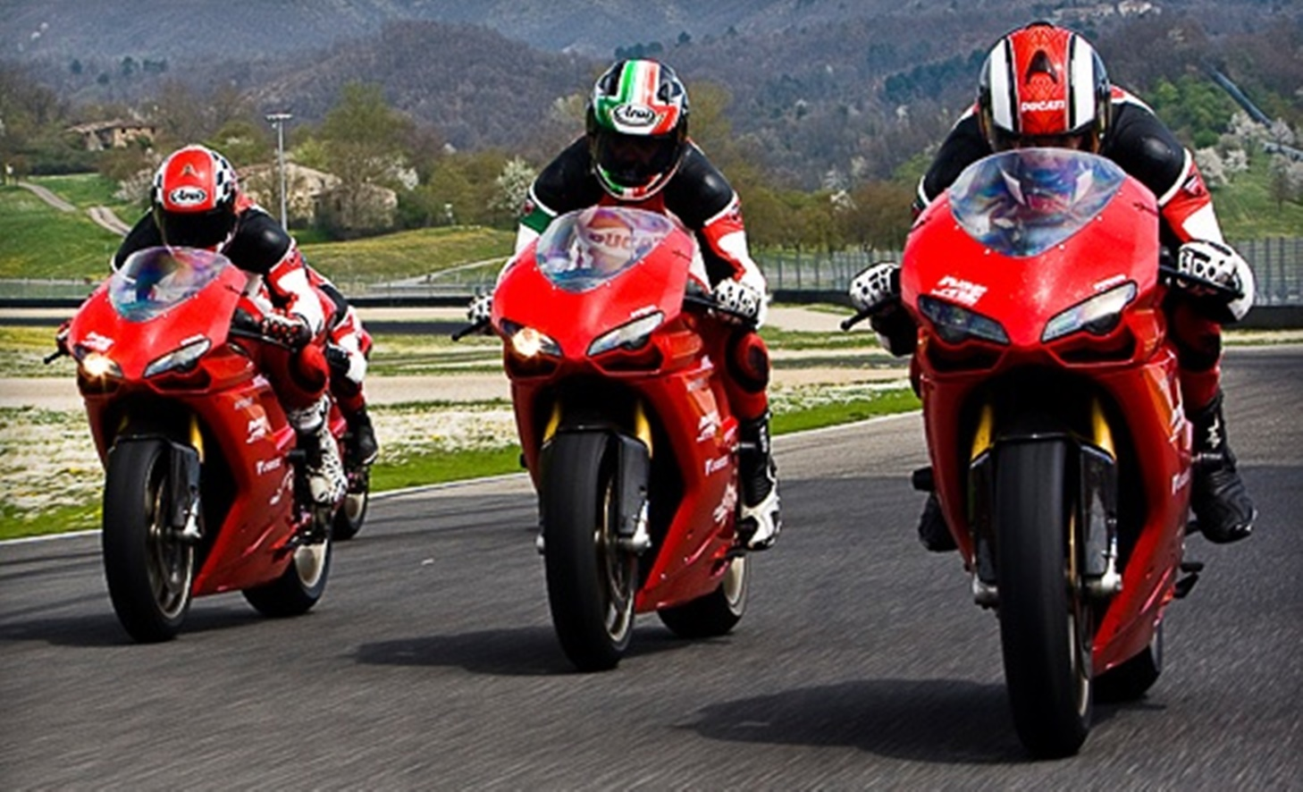 Ducati DRE Track Days - First Indian Edition at Buddh International Circuit