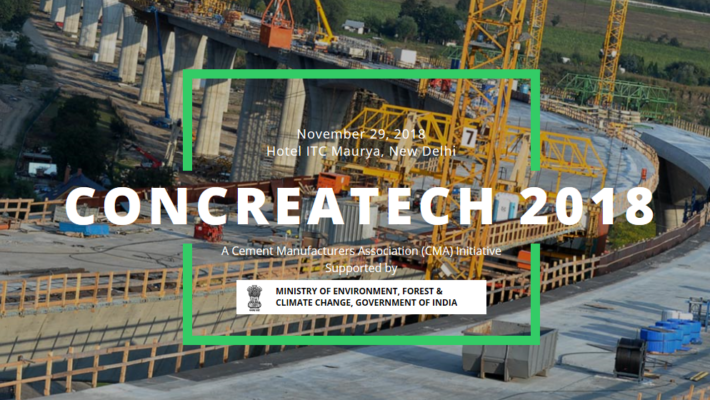 CONCREATECH 2018 – Conference on Sustainability