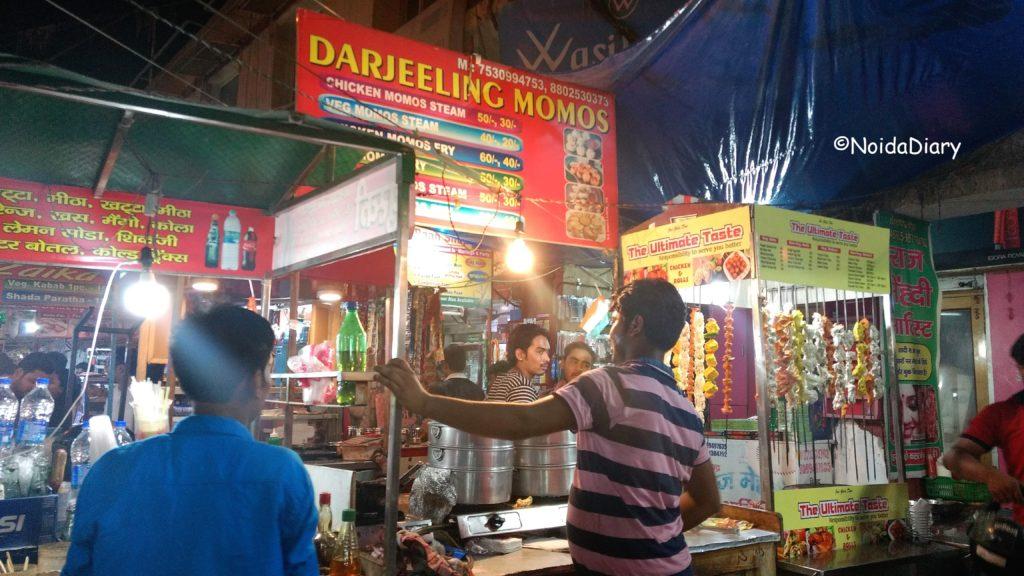Brahmaputra Market - The Street Food Hotspot in Noida