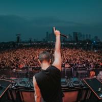 DJ Martin Garrix Performs Live in Noida