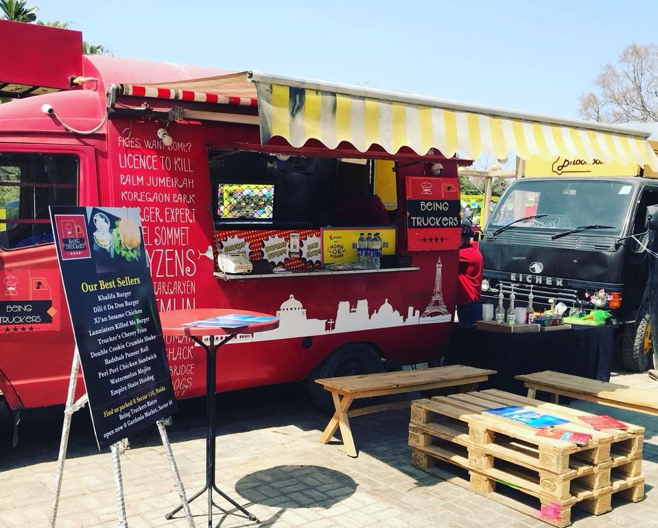5 Best Food Trucks in Noida