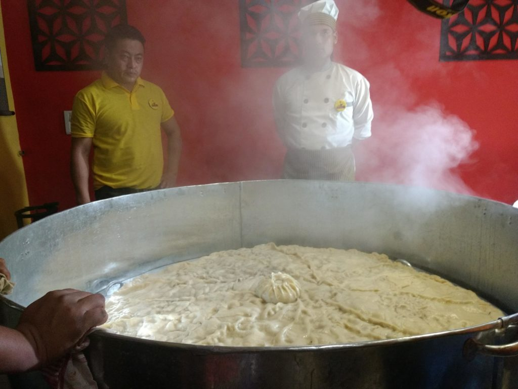 India's Biggest Momo by Jackie's Chinese Restaurant