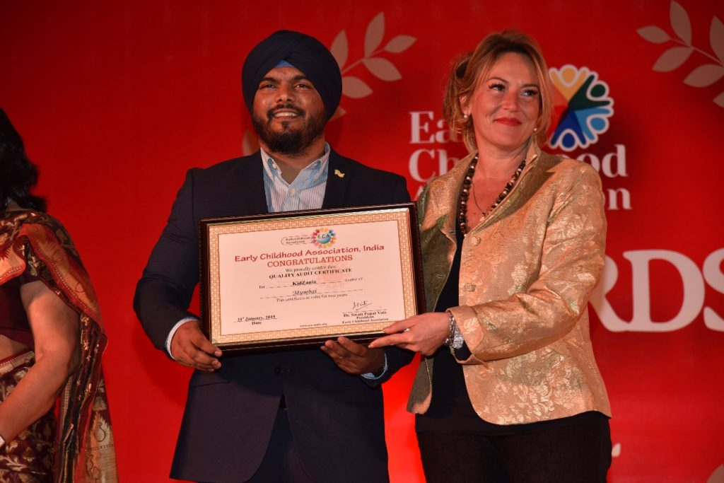 KidZania India receives India's Quality Certification at Ed Asia 2019