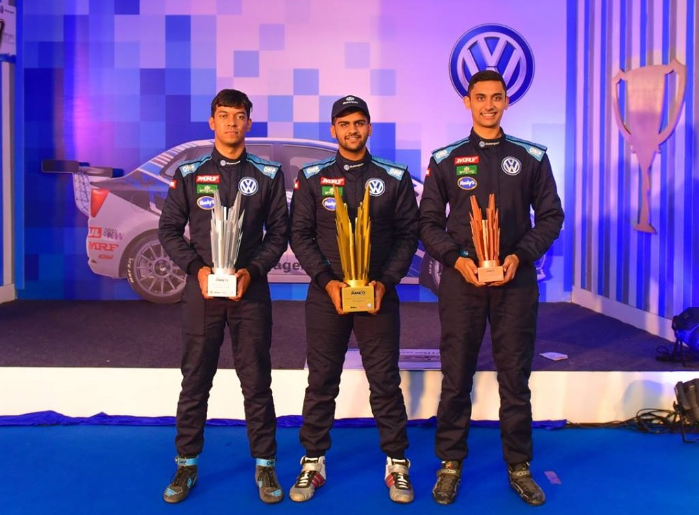 Volkswagen Ameo Cup 2018 Championship at Buddh International Circuit