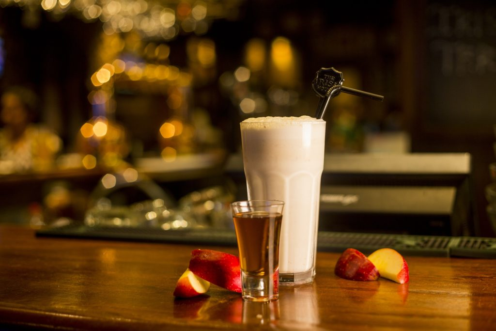 Happy Hours on Food & Mocktail Menu at The Irish House