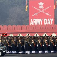 Indian Army celebrated 66th ArmyDay