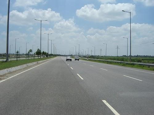 Noida-Greater Noida Expressway