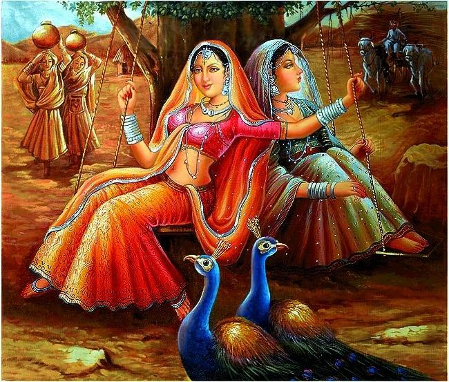 Rakhi-Teej Mela and Bazaars in Noida and NCR