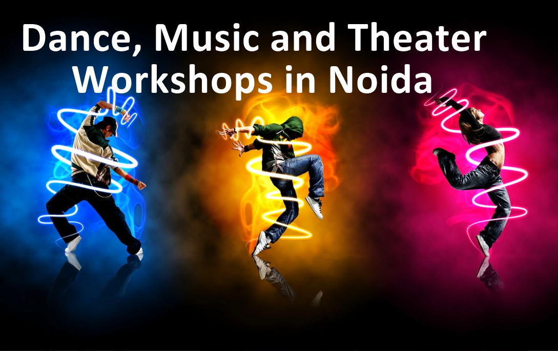 Summer Camps for Kids in Noida – Dance, Music and Theater