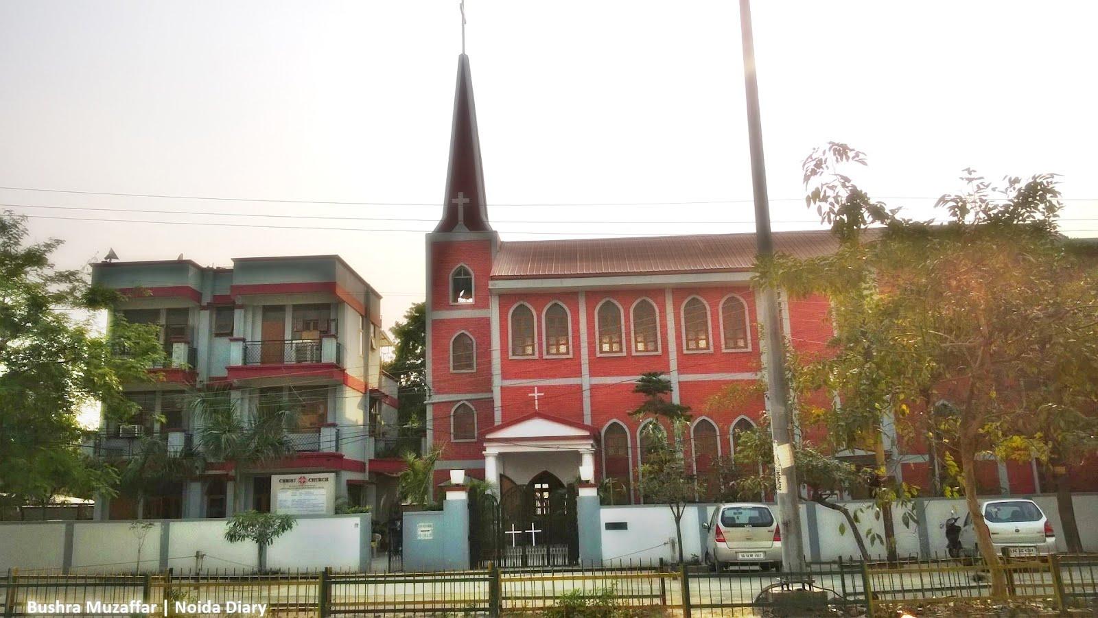 Christ Church in Noida