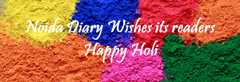 Happy Holi Noida