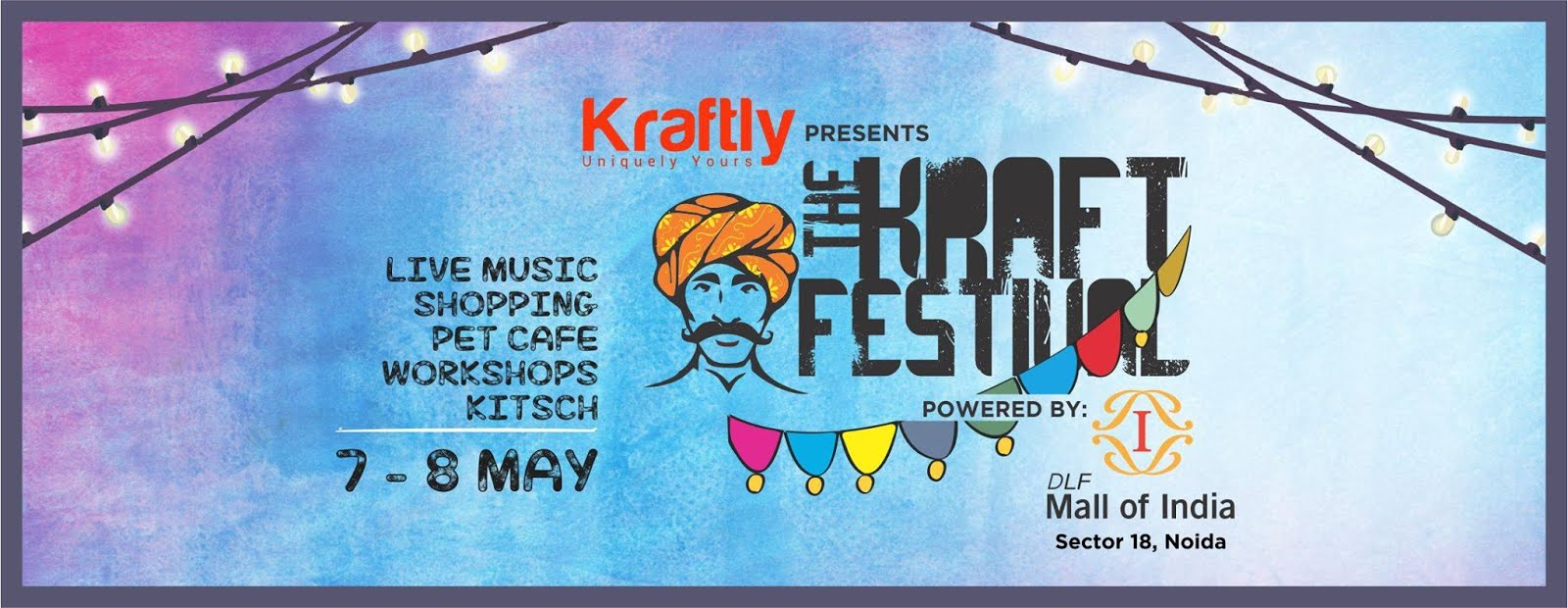 The Kraft Festival at DLF Mall of India | Noida