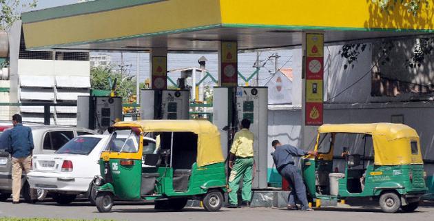 CNG Price Hiked Marginally in Noida