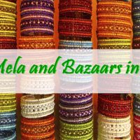 Teej Mela and Bazaars in Noida