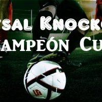 Futsal Knockout El Campeón Cup '16 in Decathlon Noida