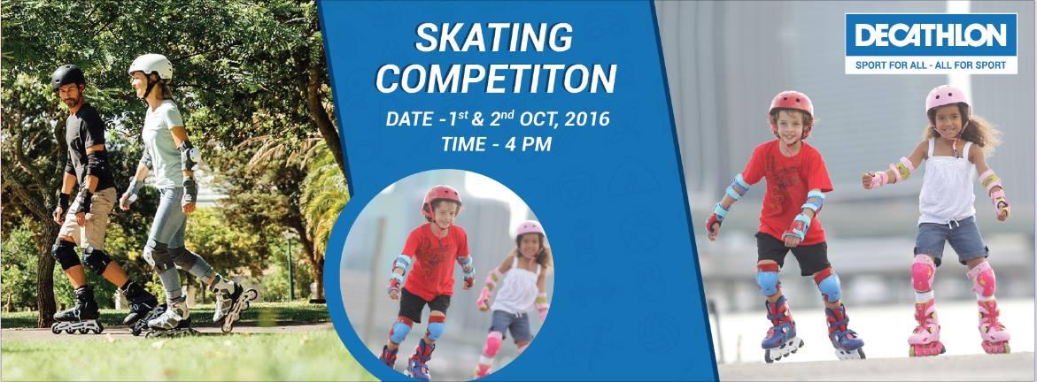 Oxelo Skating Cup Decathlon Noida