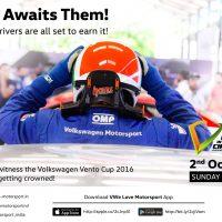Volkswagen Vento Cup 2016 Season Finale
