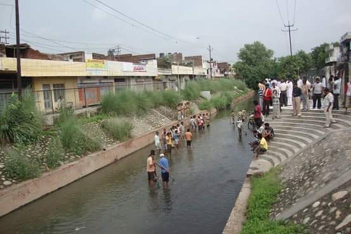 Save Hindon River- PadYatra 2017
