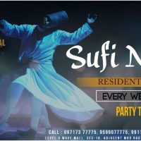 Sufi Night with Resident DJ