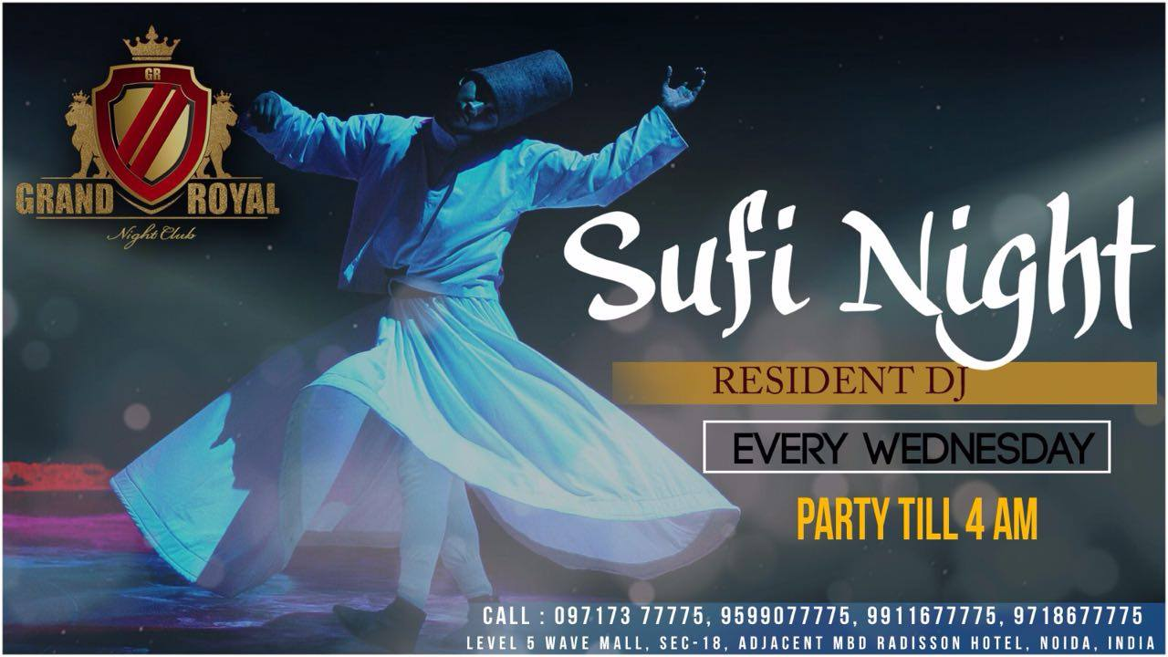Sufi Night with Resident DJ