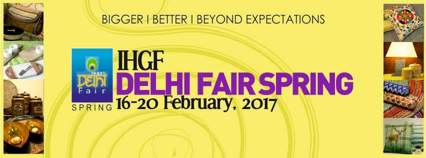 IHGF Delhi Fair Spring 2017