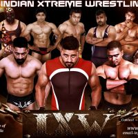 Indian Xtreme Wrestling Collision 2017