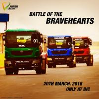 Tata Motors T1 Prima Truck Racing Championship 2017