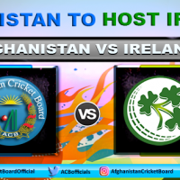 Third T20 : Afghanistan v/s Ireland