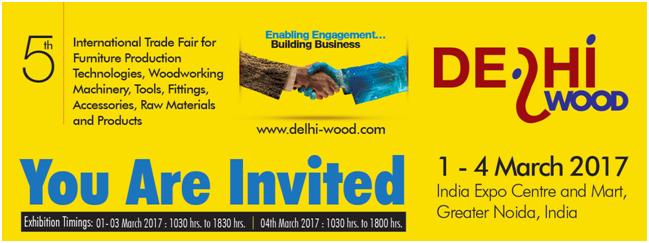 International Furniture & Wood Trade Fair, 2017