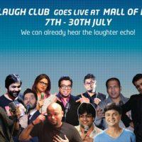 Canvas Laugh Club lol Evenings