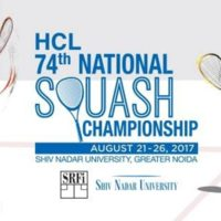 HCL 74th National Squash C'ship Winners