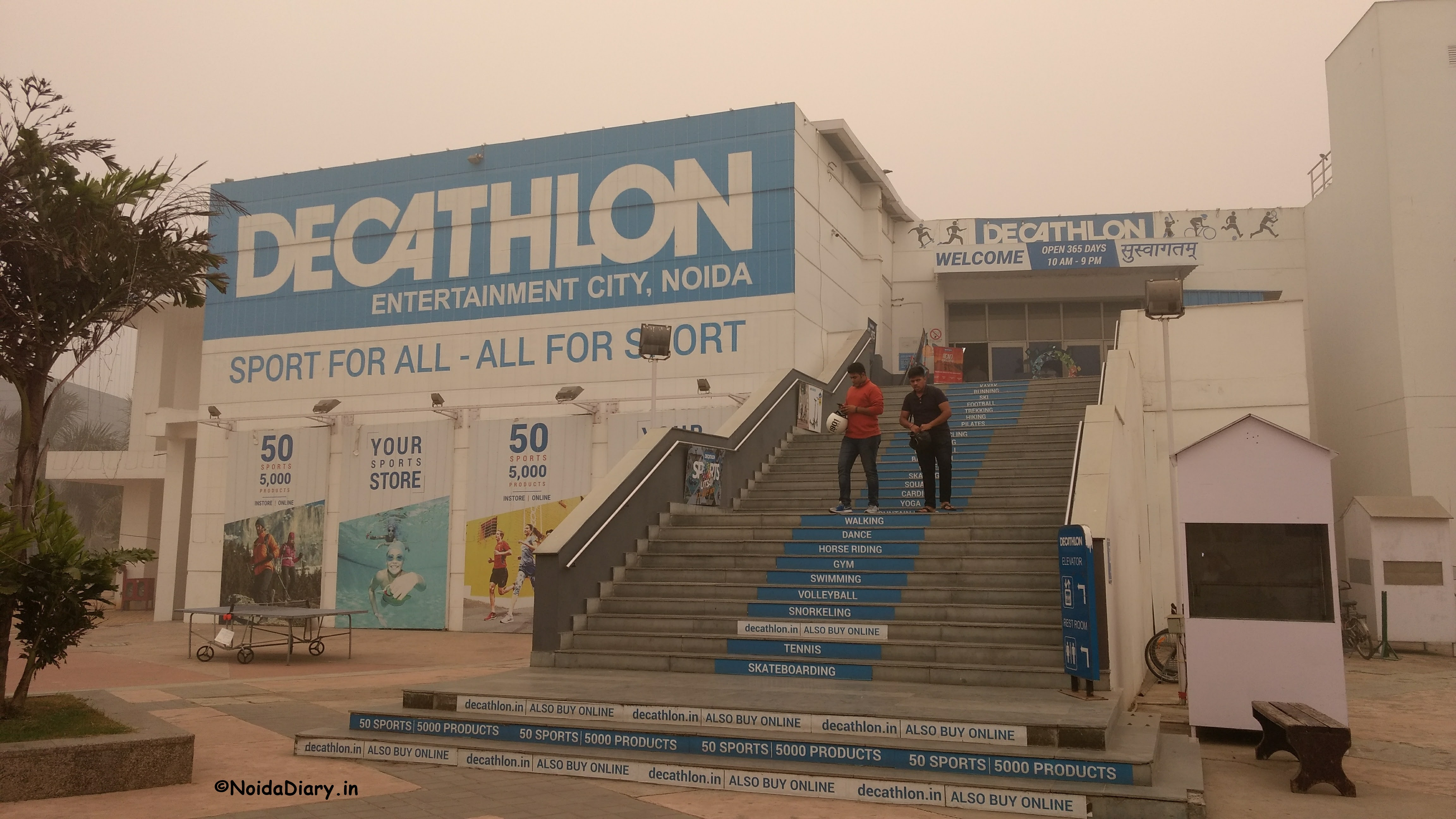 Decathlon to Open its 12th Store at Noida, shortly