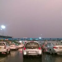 Light Rains Dip Mercury in Noida – Winter is Here!