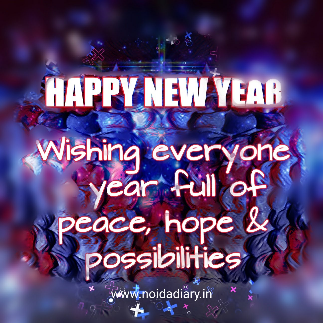 Happy New Year To All 47