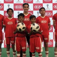Two Noida Boys Among Six Indian Kids on FIFA World Cup Tour