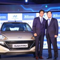 All New Santro 2018 Launched, Prices start at 3.89 Lakh