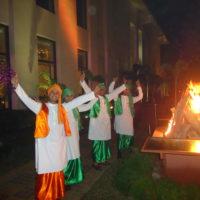 Lohri Celebrations at Jaypee Hotel