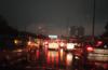 Winter Rains begin in Noida