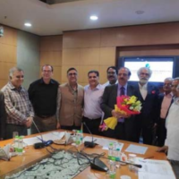 Mr Rakesh Kumar Re-elected as Chairman of India Exposition Mart Limited (IEML) for Third Consecutive Term