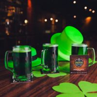 Go Green Being Irish at The Irish House St. Patrick's Week