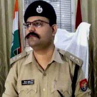 New SSP Vaibhav Krishna Takes Charge of Gautam Budh Nagar