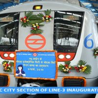 Delhi Metro's Noida Extension Section Opens For Public